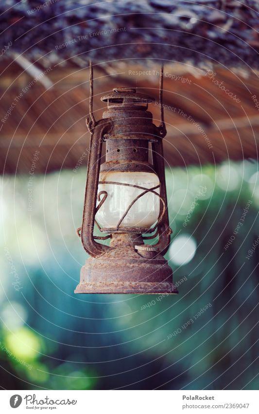#A# Paradise lantern Garden Esthetic Lantern Lampion Mystic Idyll Paradisical Island Islander Sunbeam Wanderlust Historic Light Past Craft (trade) Pirate