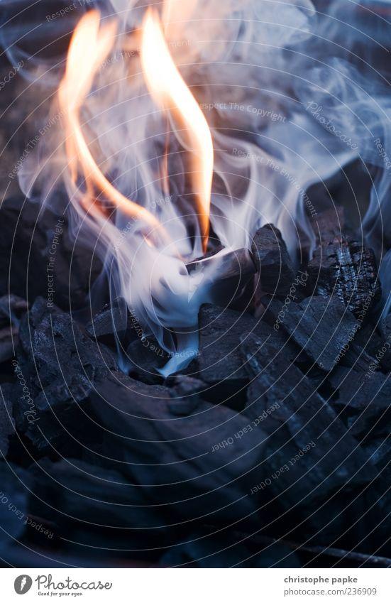 Energy Fire Smoking Hot Smoke Burn Flame Fireplace Embers Coal Charcoal Charcoal (cooking) Glint Rousing BBQ season Fire hazard