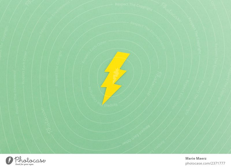 Green Yellow Wild Power Study Dangerous Energy Discover Might New Risk Strong Brave Stress Lightning Aggression