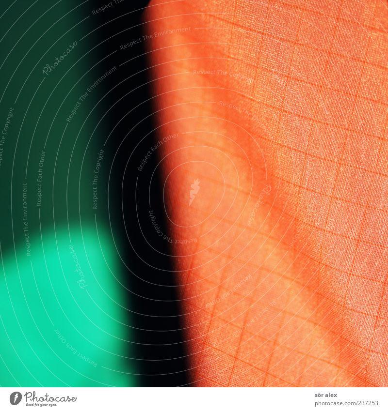 Green Beautiful Colour Black Orange Design Cloth Wrinkles Cloth pattern