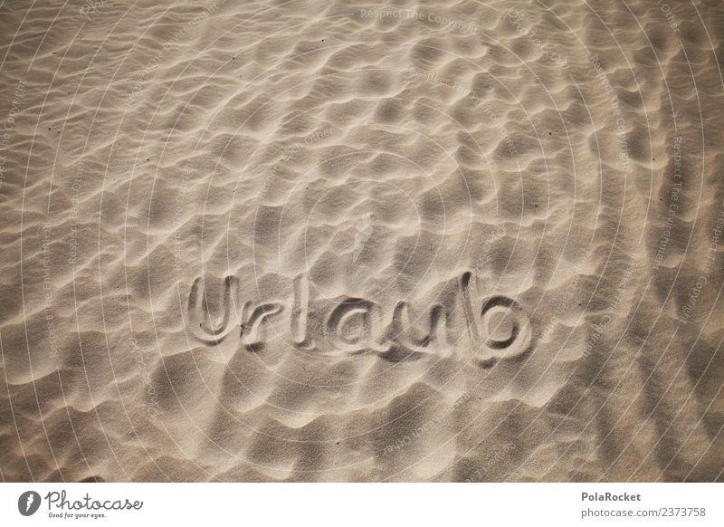 #AS# U.r.l.a.u.b. Art Esthetic Sand Sandy beach Sandbank vacation Vacation photo Vacation mood Vacation destination Vacation good wishes Fuerteventura