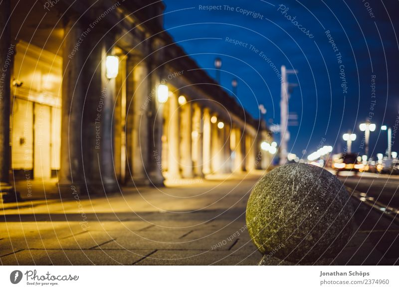 Night shot at Brighton Beach, Brighton, England Esthetic Background picture Dark Light Night mood Structures and shapes Colour photo Exterior shot Deserted