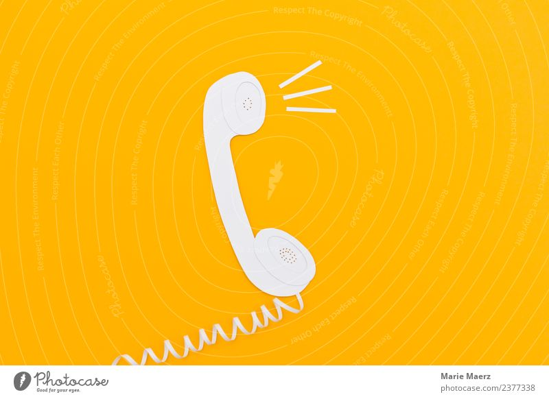 Ring ring - Telephone for you Office work Economy Advertising Industry Telecommunications Call center To talk Advice Communicate To call someone (telephone)