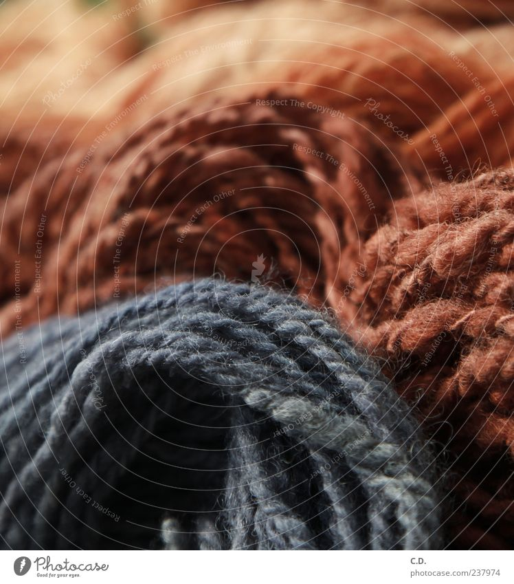 Red Gray Leisure and hobbies Soft Cloth Sewing thread Wool Knit Spin Action Handcrafts Auburn Rasping Lamb's wool