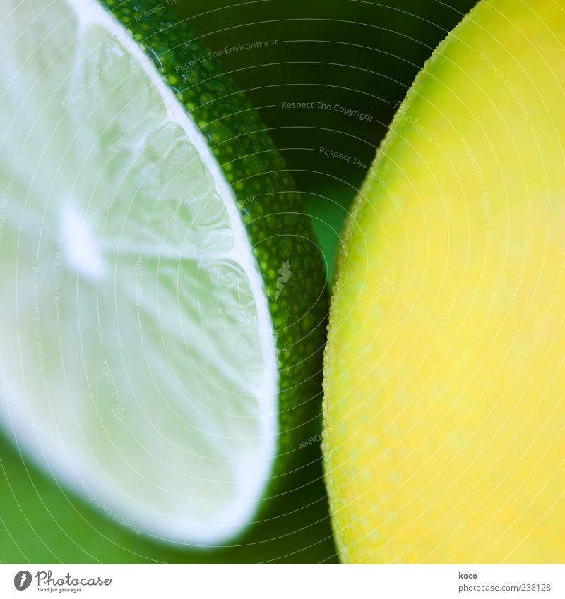Nice lime Fruit Slice of lemon Slices of lime Lemonade Lime Circle Esthetic Cold Round Juicy Sour Yellow Green Black White Cool (slang) Symmetry Refreshment