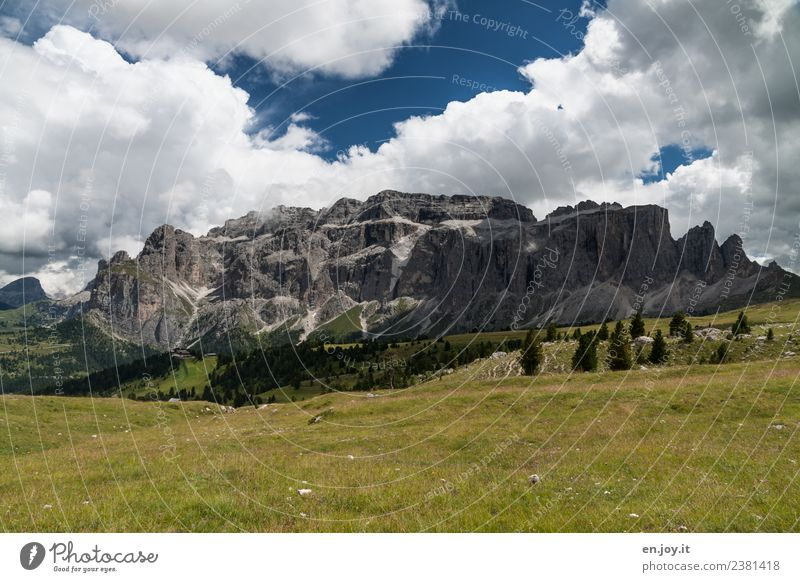 Dolomites 1 Leisure and hobbies Vacation & Travel Tourism Trip Adventure Far-off places Freedom Summer Summer vacation Mountain Hiking Environment Nature