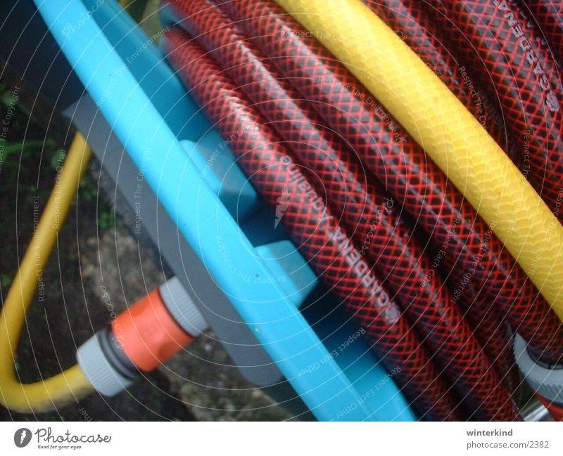 hose cart Multicoloured Colour Garden