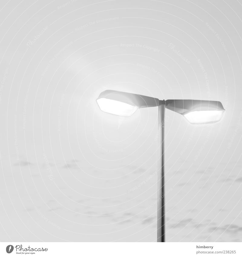 Cold Street Art Bright Design Energy industry Transport Technology Creativity Future Simple Electricity Lantern Downtown Surrealism