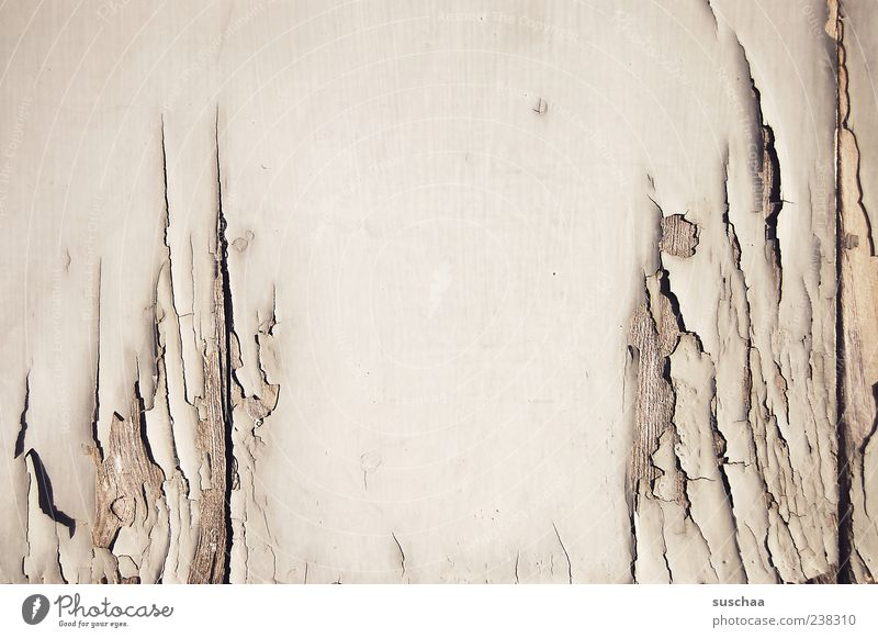 cracked .. Building Wall (barrier) Wall (building) Facade Wood Old Broken Decline Transience Change Crack & Rip & Tear Varnish Subdued colour Exterior shot