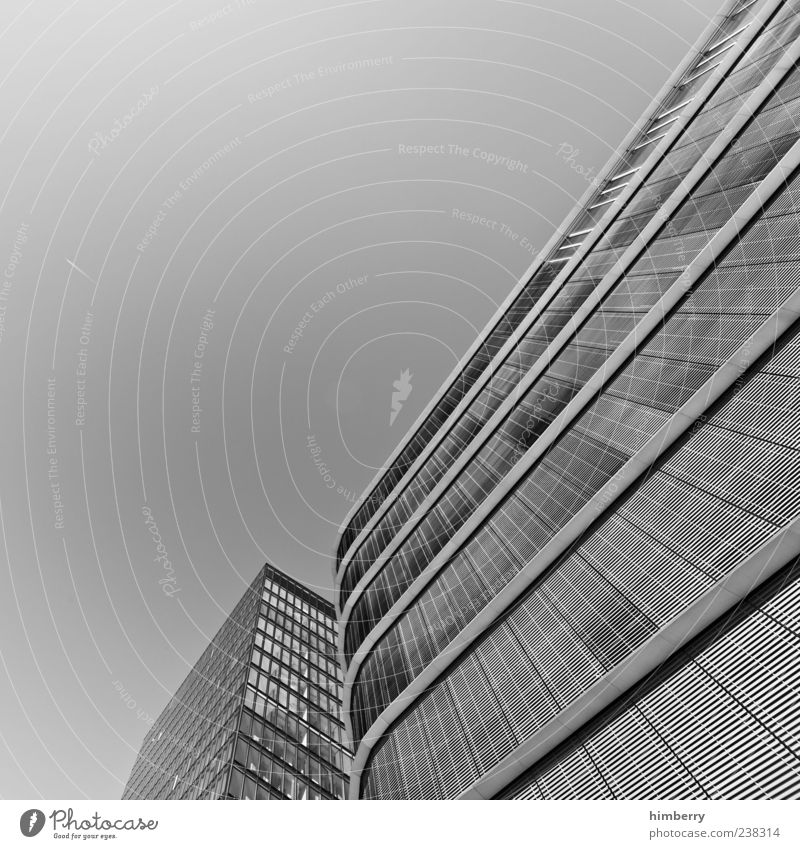 City House (Residential Structure) Window Architecture Building Power Facade Design Modern High-rise Uniqueness Creativity Bank building Manmade structures