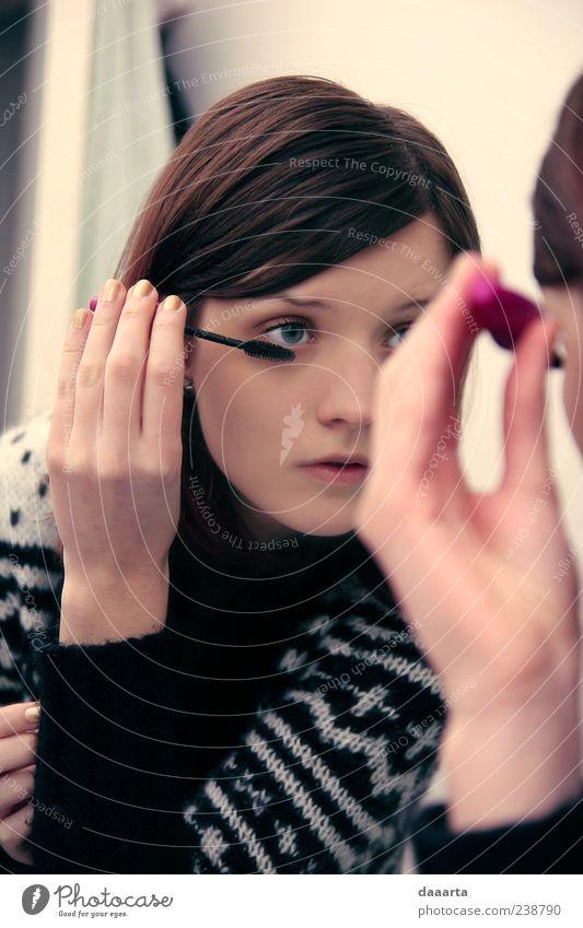 Paula @ Paris Youth (Young adults) Beautiful Make-up Smart Cosmetics Mascara