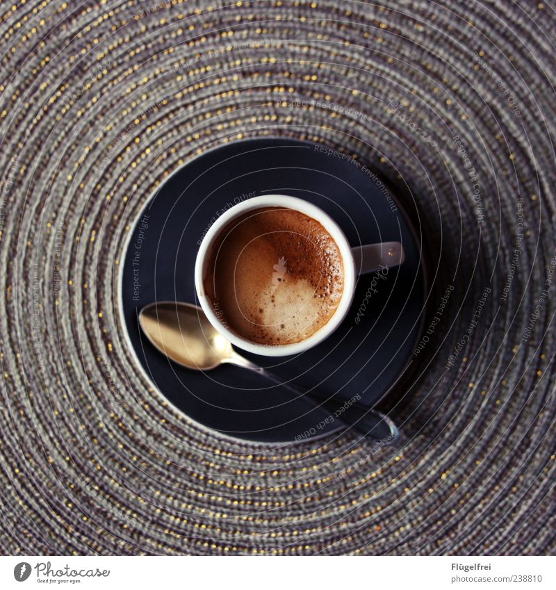 Black Brown Elegant Beverage Circle Sweet Coffee Round Hot Middle Appetite Delicious Cup Graphic Noble Foam