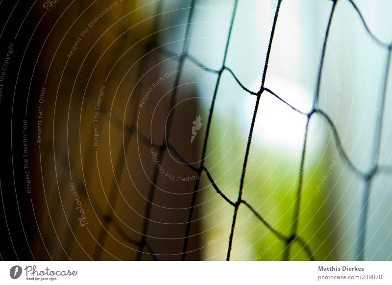Cold Time Closed Gloomy Net Barrier Grating Captured Hideous Vista Rectangle Loop Vague
