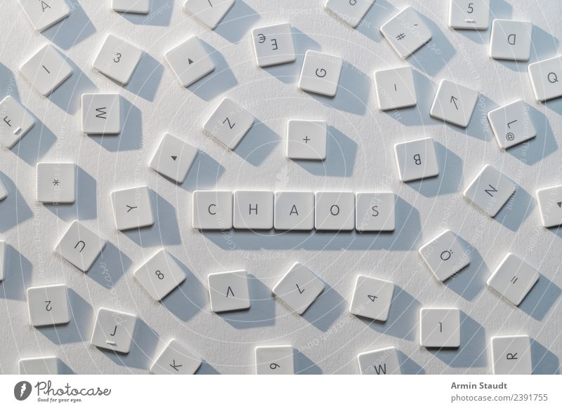 havoc Style Design Table White Might Truth Wisdom Humble Frustration Beginning Education Communicate Irritation Know Chaos Philosophy Letters (alphabet)