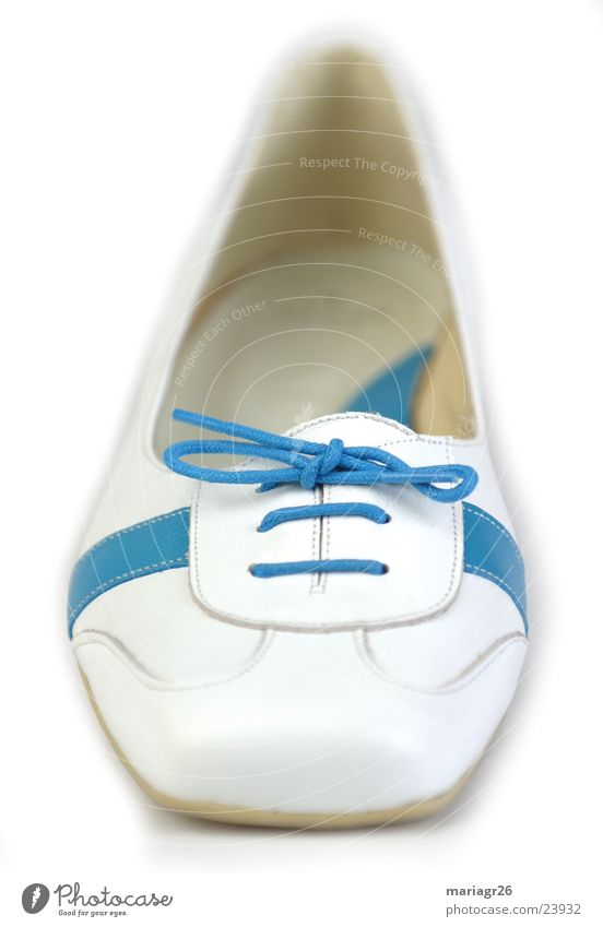 White Blue Footwear Things Laws and Regulations