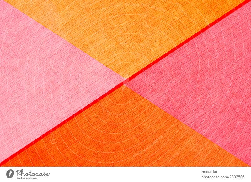 geometric shapes on paper texture Colour Style Happy Business Art Fashion Design Bright Line Modern Creativity Paper Simple Wedding Information Internet