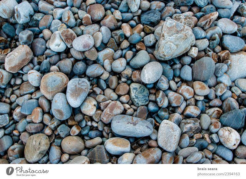 Pebbles background Design Beautiful Vacation & Travel Summer Beach Ocean Decoration Wallpaper Art Work of art Environment Nature Landscape Earth Rock Coast