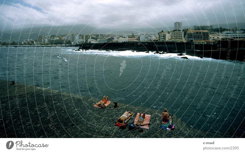 Human being Clouds Colour Europe Spain Canaries Review Tenerife Puerto de la Cruz