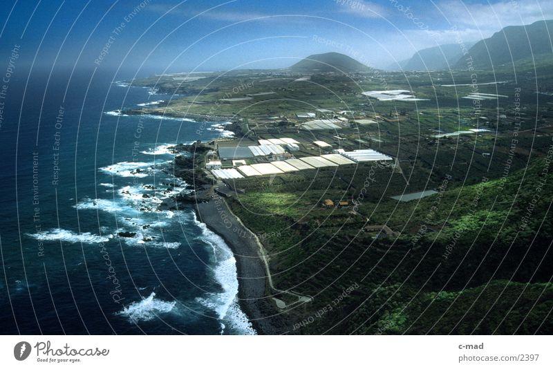 Ocean Coast Europe Vantage point Spain Surf Review Tenerife