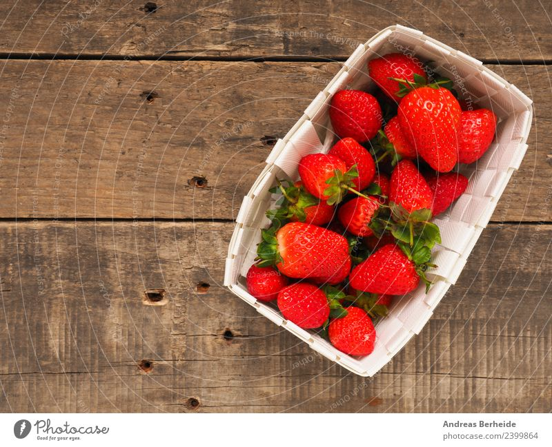 Fresh strawberries, organic products, strawberry season Fruit Dessert Organic produce Vegetarian diet Diet Healthy Eating Summer Nature Delicious Sweet red