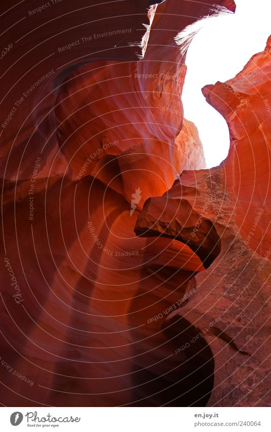 Nature Vacation & Travel Red Landscape Brown Rock Power Exceptional Tourism Elements USA Americas Canyon Cave Land Feature Arizona