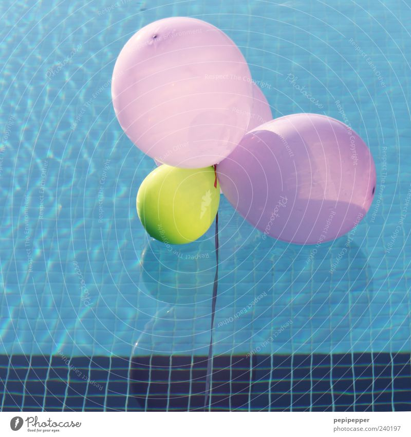 Blue Water Vacation & Travel Summer Yellow Playing Small Swimming & Bathing Pink Leisure and hobbies Large Multiple Balloon Round Swimming pool