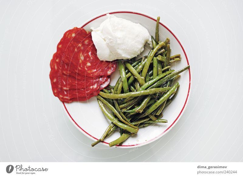Breakfast Green Meat Diet Cheese Food Beans Nutrition