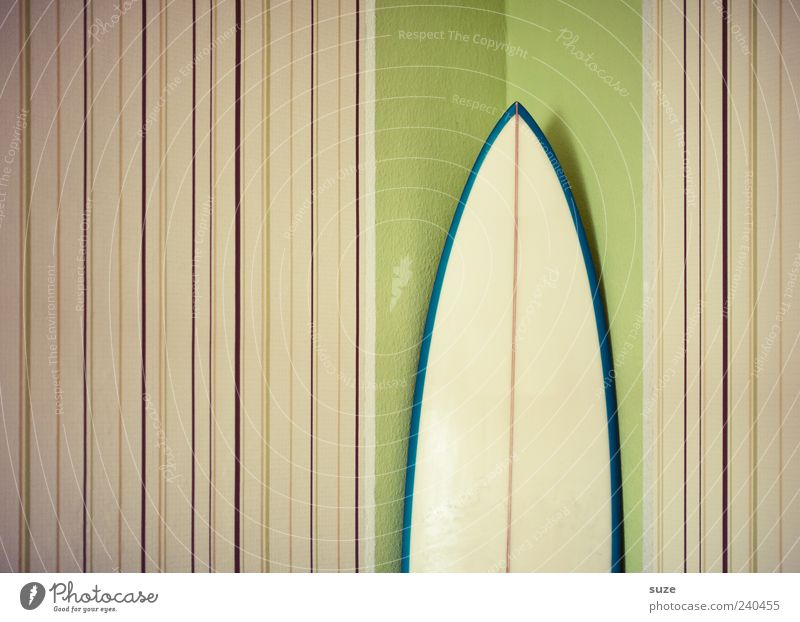 surf corner Lifestyle Style Design Leisure and hobbies Living or residing Flat (apartment) Wallpaper Room Wall (barrier) Wall (building) Line Stripe