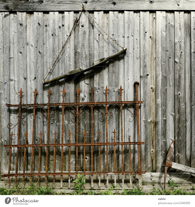 Old Black Wall (building) Wood Gray Wall (barrier) Metal Brown Esthetic Change Transience Symbols and metaphors Farm Historic Fence Hut
