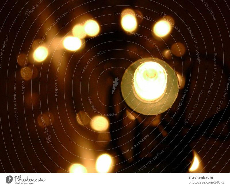 Lamp Living or residing Fairy lights