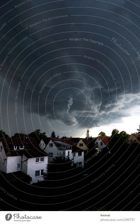 hailstorm Environment Nature Landscape Elements Sky Clouds Storm clouds Sunlight Summer Climate Bad weather Thunder and lightning Village Town