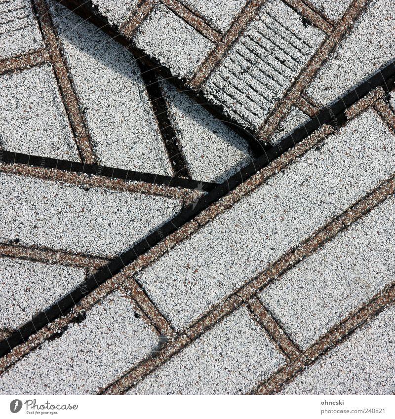 Gray Stone Line Brick Plastic Redecorate Stack Seam Fraud Imitate Wall cladding