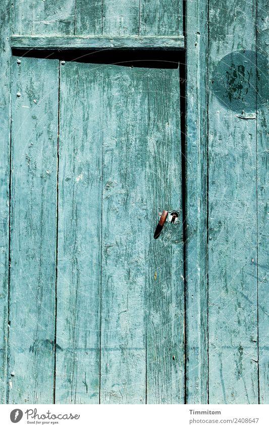 Old Colour Wood Living or residing Line Metal Door Esthetic Tilt Turquoise Lock Door handle