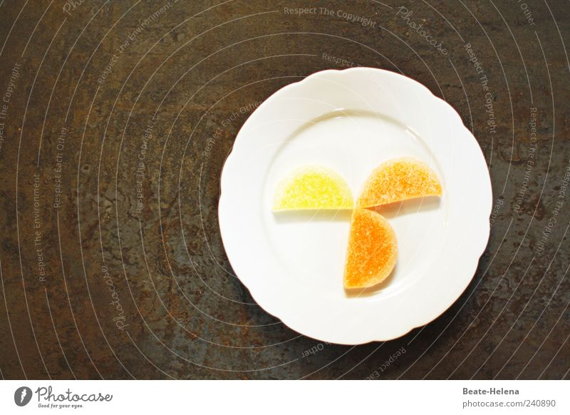 White Yellow Healthy Brown Fruit Nutrition Gold Orange Food Sweet To enjoy Part Candy Plate Exotic Juicy