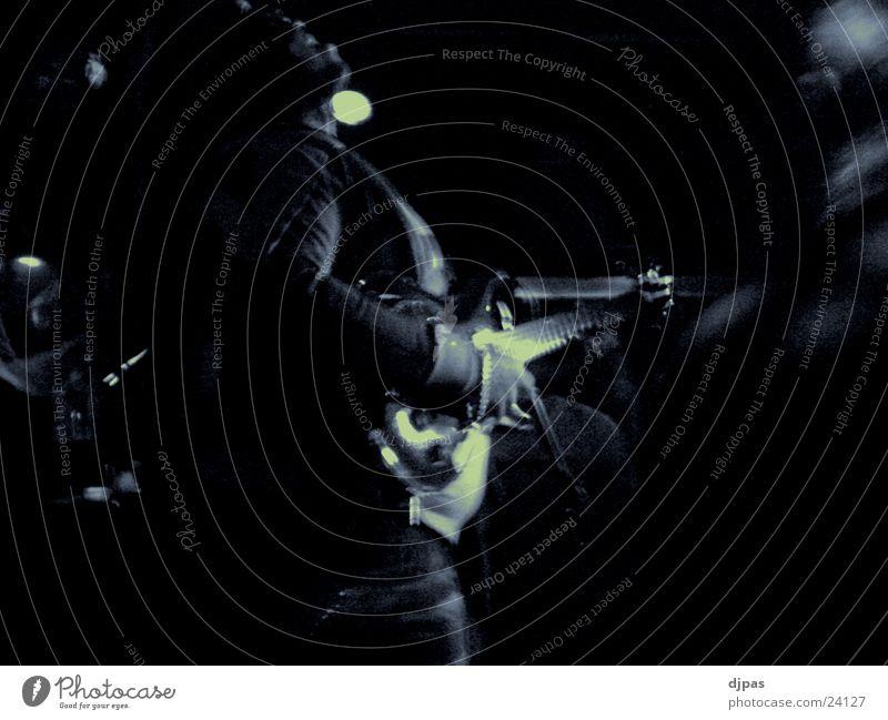O.G. (original guitarist) Black Concert Man lattices ty Filter Music