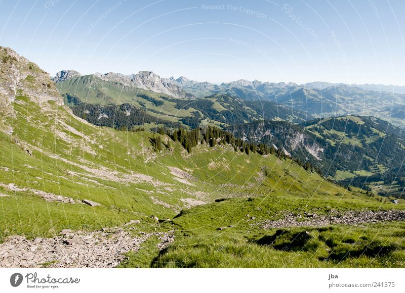Sky Nature Summer Relaxation Landscape Mountain Grass Happy Stone Air Rock Leisure and hobbies Tall Free Trip Elements