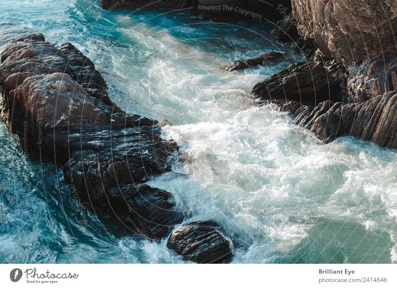 Nature Summer Water Ocean Life Coast Movement Rock Weather Waves Power Wet Climate Change Soft Elements