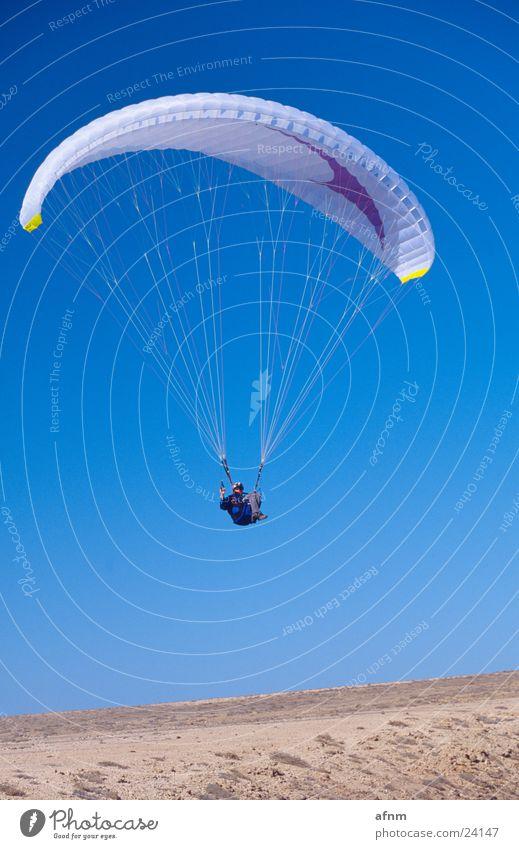 Only flying is more beautiful III Flying sports Sports Nova Umbrella Mountain Sky