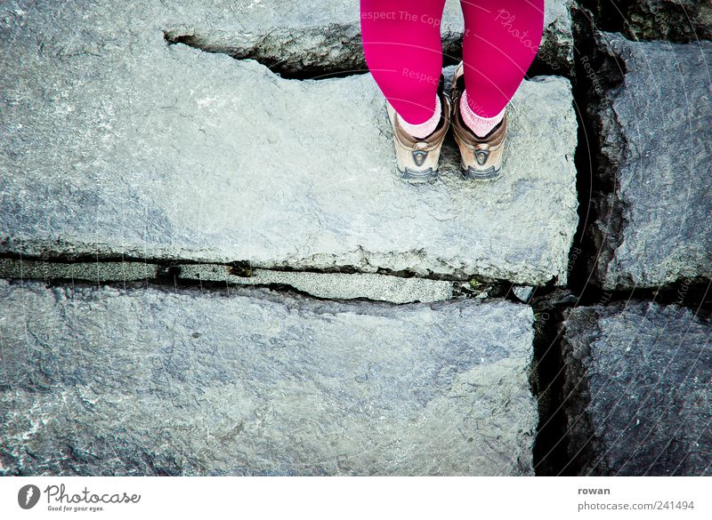 Human being Mountain Gray Stone Legs Feet Line Earth Footwear Pink Rock Hiking Stand Violet Mountaineering Graphic