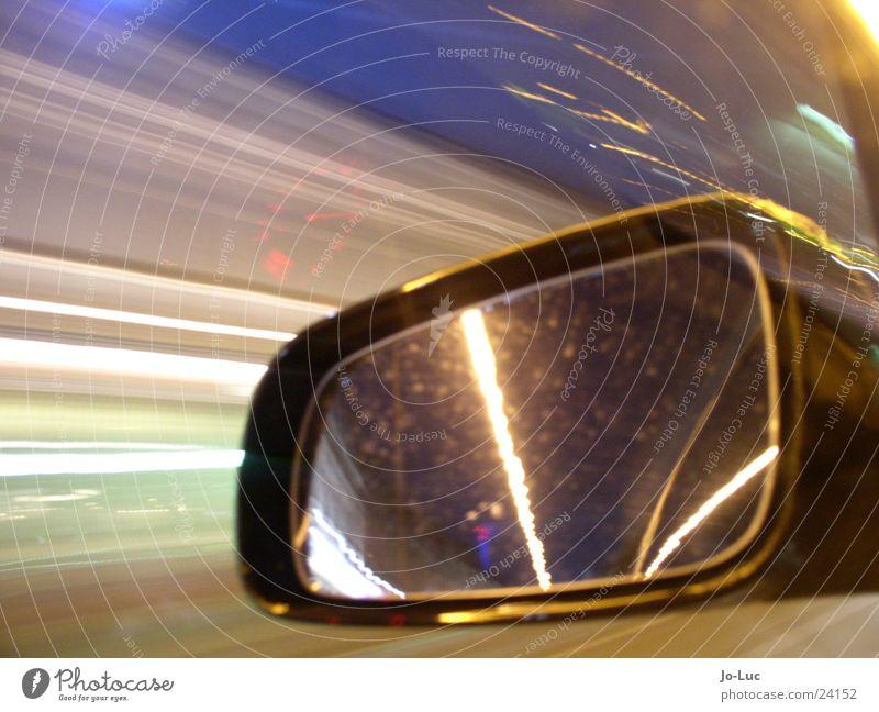 Street Car Transport Speed Driving Mirror Highway Vehicle
