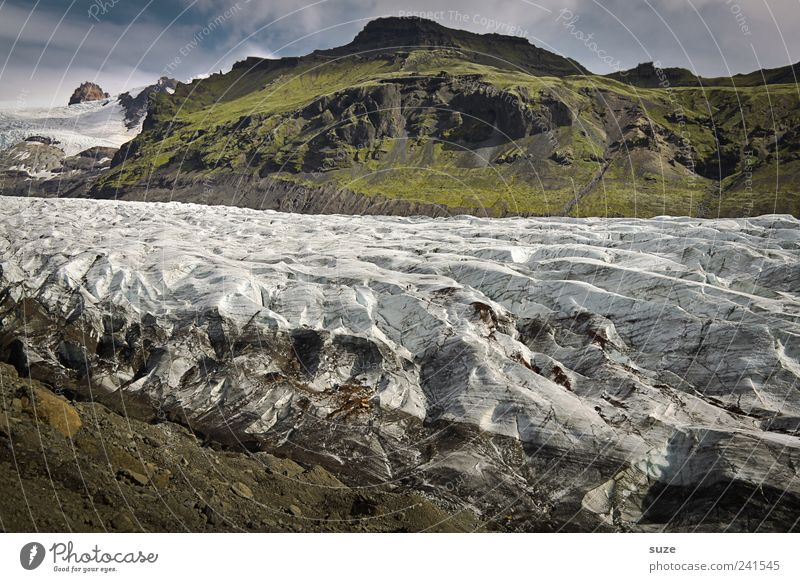 Nature Water Sky Far-off places Snow Mountain Landscape Ice Weather Environment Rock Earth Frost Climate Wild Fantastic