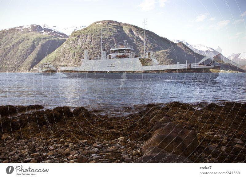 Blue Mountain Movement Coast Double exposure Fjord Ferry Spooky Regular Continuity