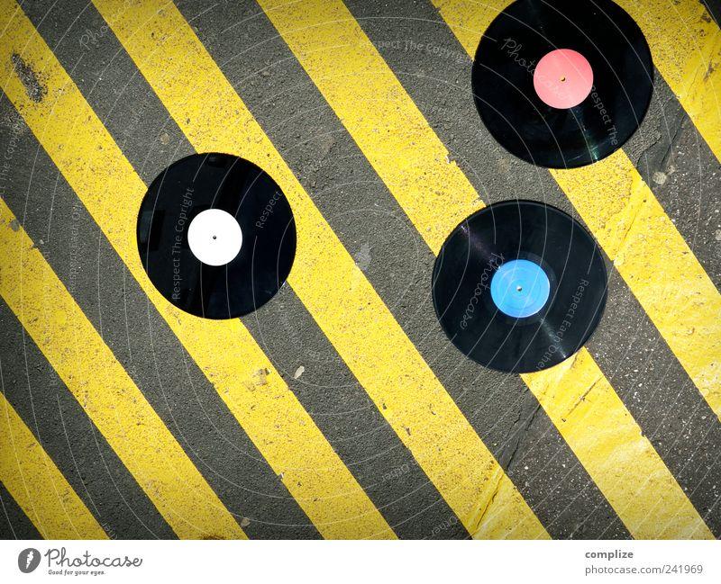 Yellow Street Stone Music Art Feasts & Celebrations Dance Concrete Lie Disco Club Diagonal Downtown Disc jockey Bans Record