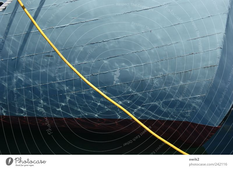 Water Blue Calm Black Yellow Wood Glittering Weather Rope Break Climate Idyll Illuminate Navigation Sailboat Yacht