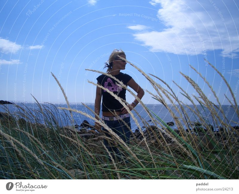 summerdays Summer Beach Physics Woman Sun Sweden Warmth