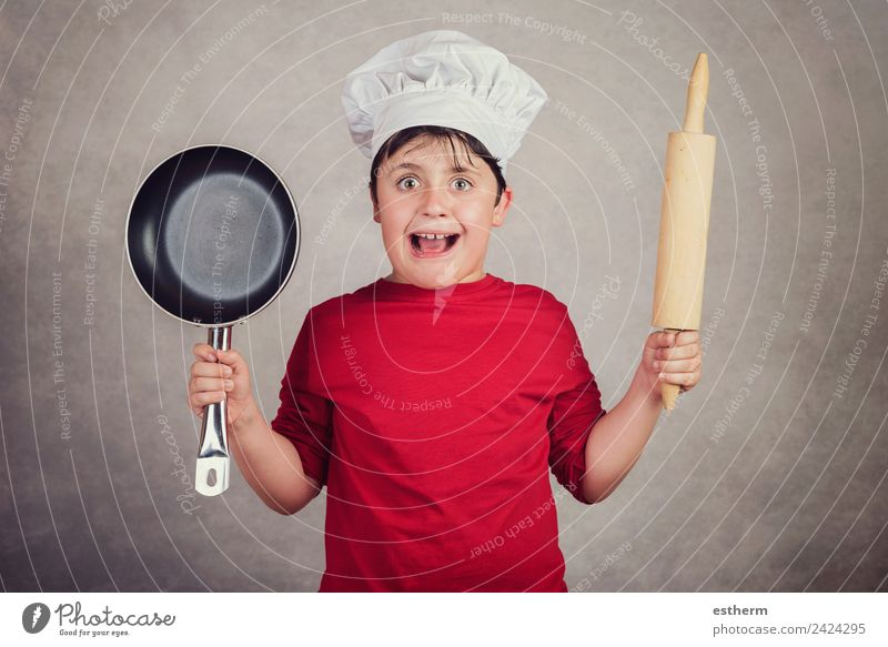 angry cook child Child Human being Emotions Boy (child) Food Work and employment Fear Masculine Nutrition Infancy Fitness Threat Curiosity To hold on Profession