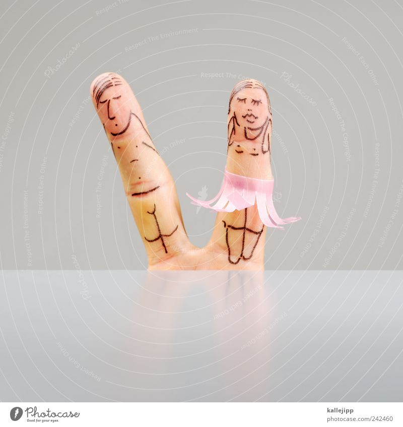cabal and love Human being Masculine Feminine Couple Partner Adults Life Fingers 2 Art Stage play Theatre Actor Puppet theater Dance Dance event Dancer Ballet
