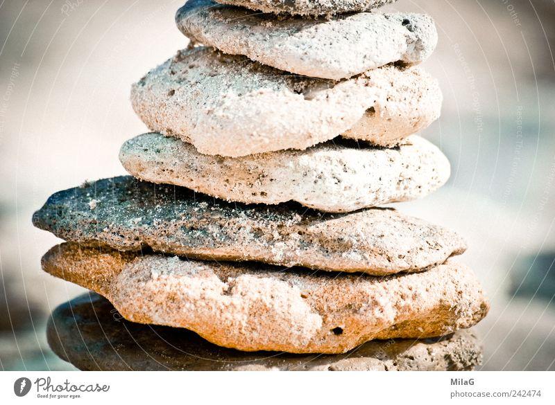 White Beach Stone Sand Brown Wait Round Tower Serene Meditation Manmade structures Sculpture Build Balance Summer vacation Unwavering