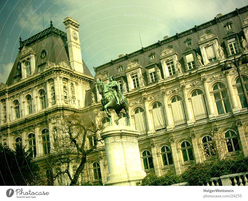 Human being Colour Building Architecture Culture Creepy Paris Statue France