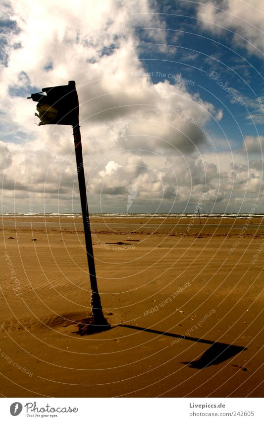 Nature Water Blue Summer Vacation & Travel Beach Ocean Black Yellow Gray Sand Coast Air Waves Island North Sea